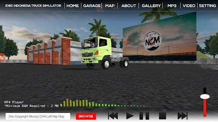 IDBS Indonesia Truck Simulator APK screenshot thumbnail 7