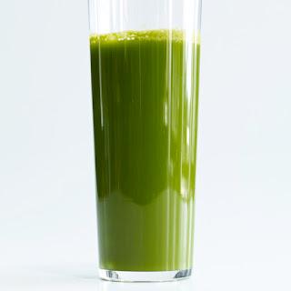 Cilantro-Celery Juice Punch