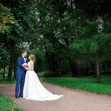 Wedding photographer Yuliya Burina (burina). Photo of 05.10.2017