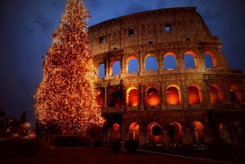 Τα πιο γλυκά Χριστούγεννα στη..Ρώμη!!