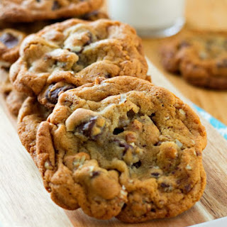 Chocolate Chunk Pecan Pudding Cookies
