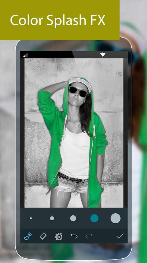 Photo Studio PRO- screenshot