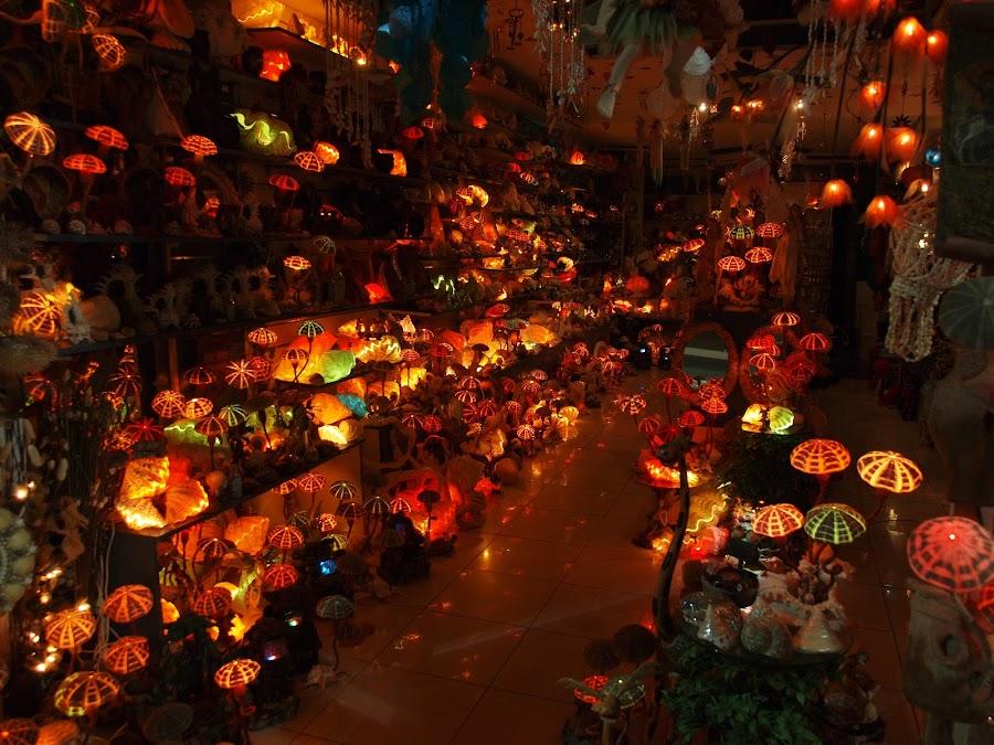 Umbrella shop by Moca Marius - City,  Street & Park  Markets & Shops ( shops, colors, umbrella, street, objects,  )