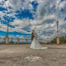 Wedding photographer Antonello Marino (rossozero). Photo of 15.02.2017