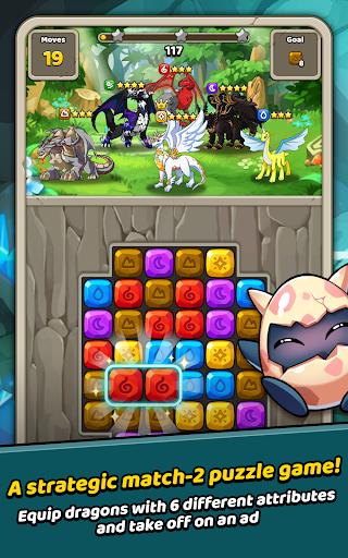 Dragon Village B - Dragon Breeding Puzzle Blast screenshots 10