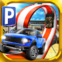 3D Monster Truck Parking Game icon