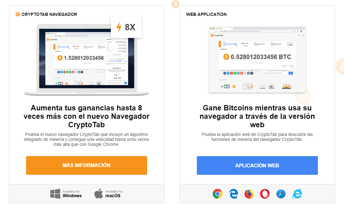 Aprende a ganar Bitcoins gratis con solo navegar por internet