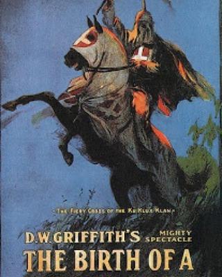 El nacimiento de una nación (1915, D.W. Griffith)