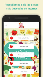 App Dietas para adelgazar rapido APK for Windows Phone