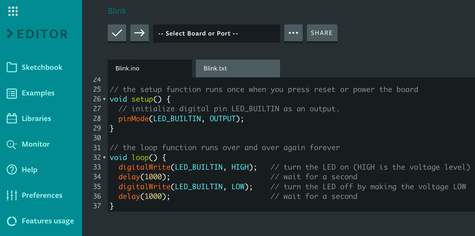 New Arduino Pro IDE: A closer look