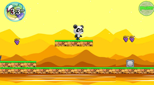 PANDA JUMP : FUN RUN 1.0 de.gamequotes.net 2