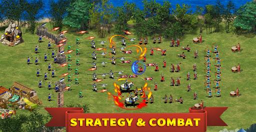 StickMan Defense War - Empire Hero & Tower Defense apktram screenshots 3