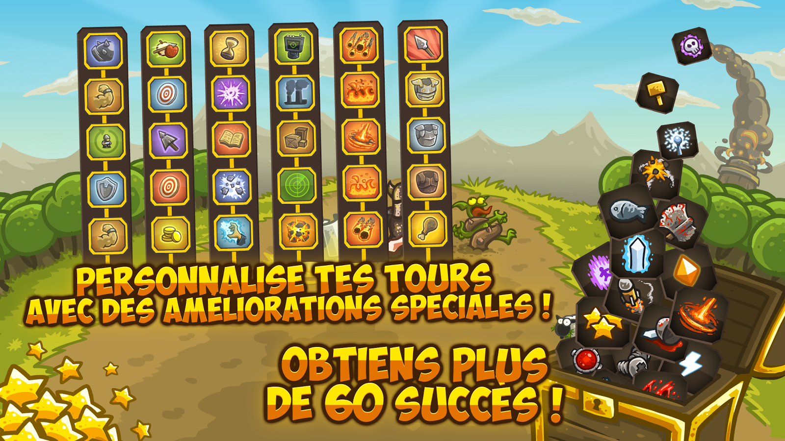 Kingdom Rush – Capture d'écran