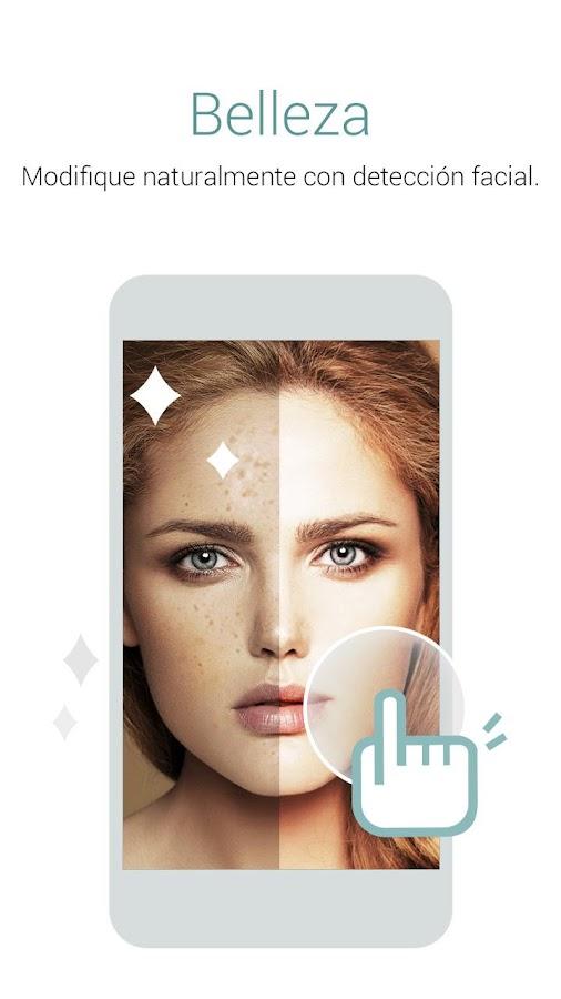 Cymera - Filtros & Editor: captura de pantalla