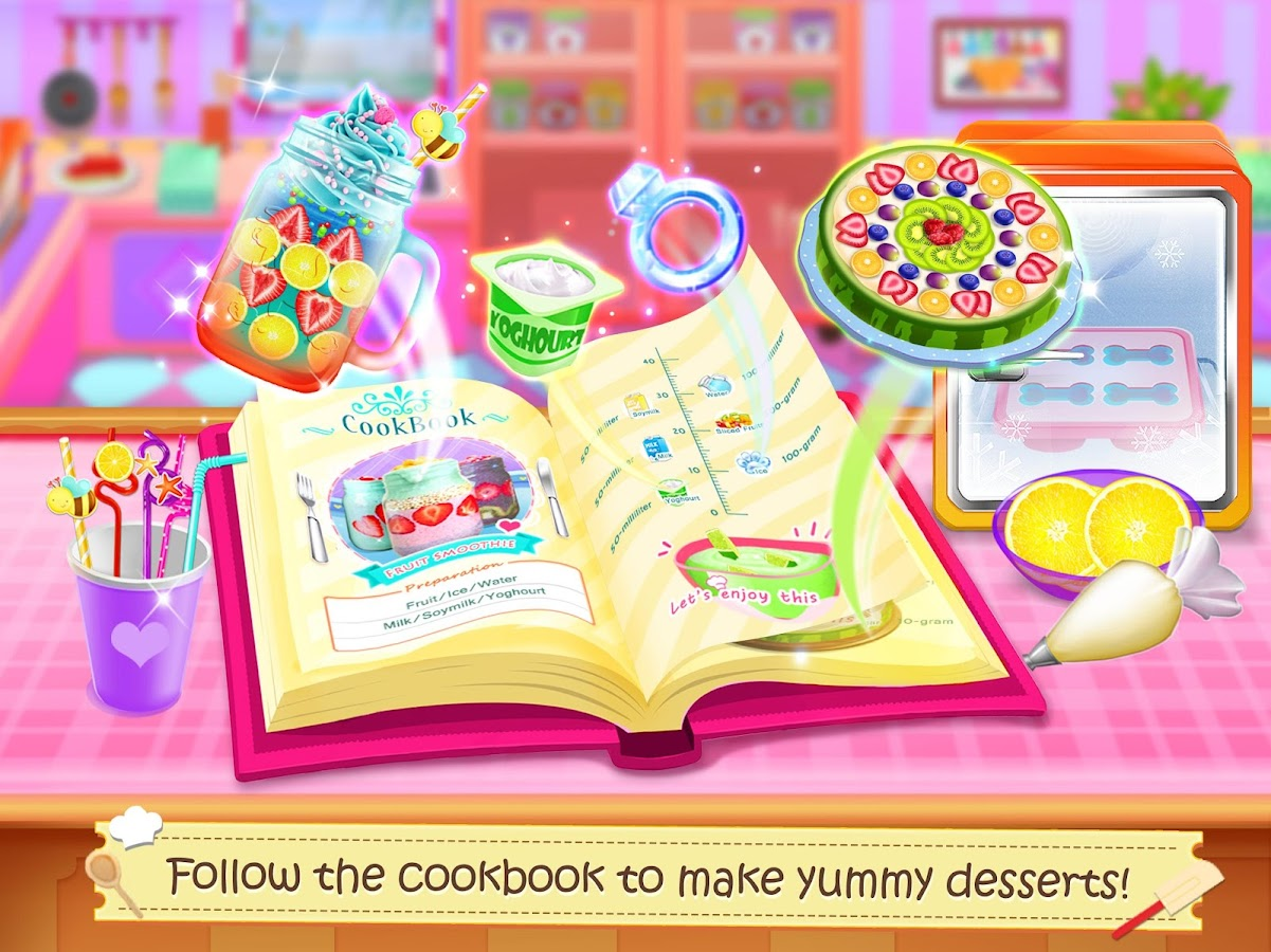 Master Dessert Chef!- screenshot