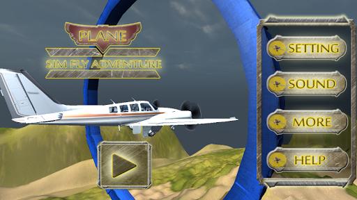 飛機的飛行冒險