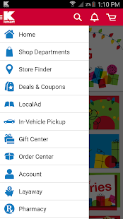 Kmart- screenshot thumbnail