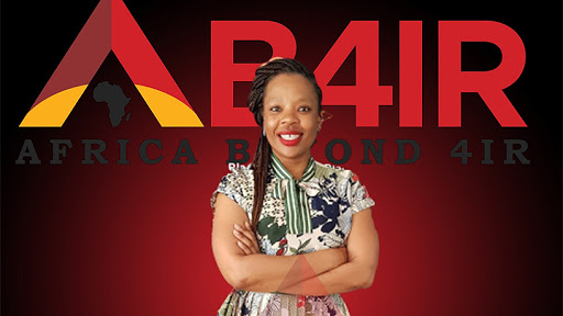 Kelebogile Molopyane, CEO ofAB4IR and founding director of Drone Council South Africa.