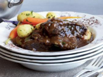 Mom's Brisket Carbonnade Recipe