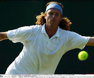 Norman stunt op Wimbledon (1): kwalificaties op terrein met slechte bots en al blij om echte Wimbledon-courts te zien