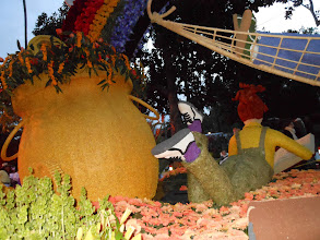 Photo: Pasadena Rose Parade 2013 ACE Clearwater City Of Torrance Float