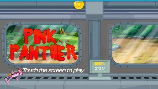 Jetpack Panther Rush 2.0.0 screenshots 4