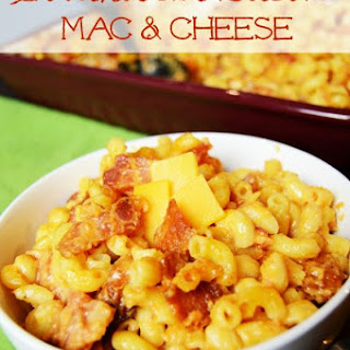 Southwest Bacon Mac & Cheese.