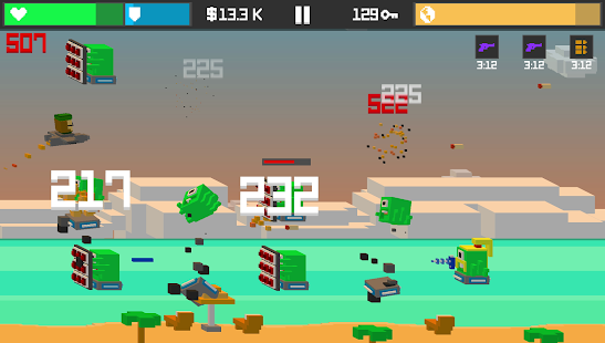 Tappy Sky– Endless Tap Shooter- screenshot thumbnail