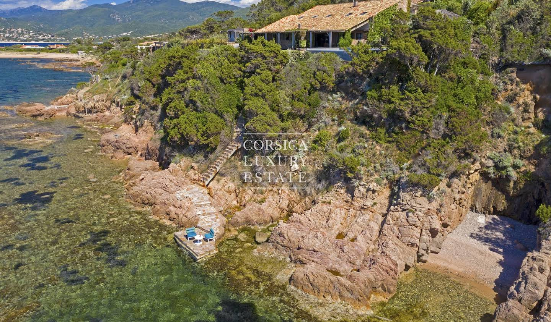 Villa avec piscine Pietrosella