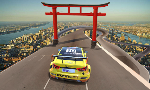 Tải Impossible Car Stunt Racing miễn phí