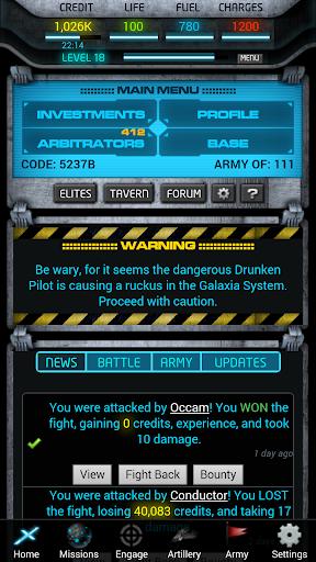 Project Galaxia screenshot 2