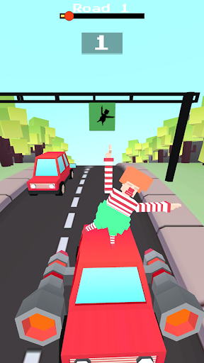 Hiphop runner 3D u2013 Endless racing arcade 1.0.1 screenshots 1