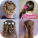 Little Girls Hairstyles icon