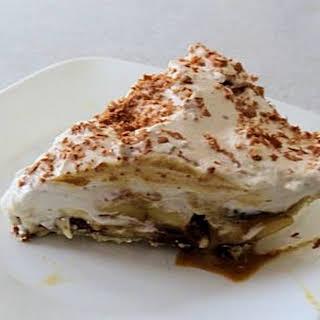 Banoffee Pie.