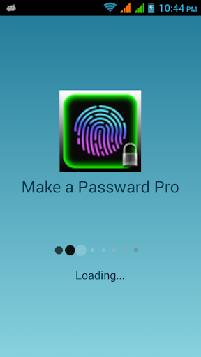 Make a Password Pro