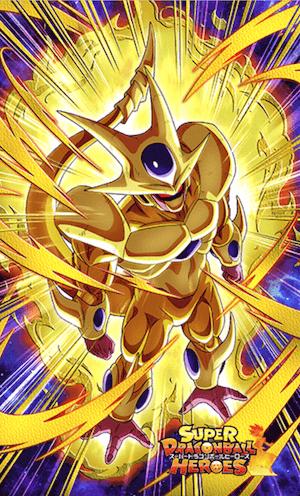 輝きを増す宇宙最強・ゴールデンクウラ