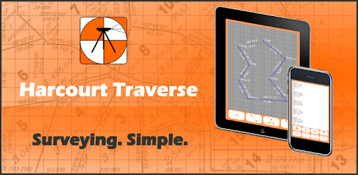 Harcourt Traverse & Surveying - Apps on Google Play