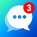 Messenger and Chat icon