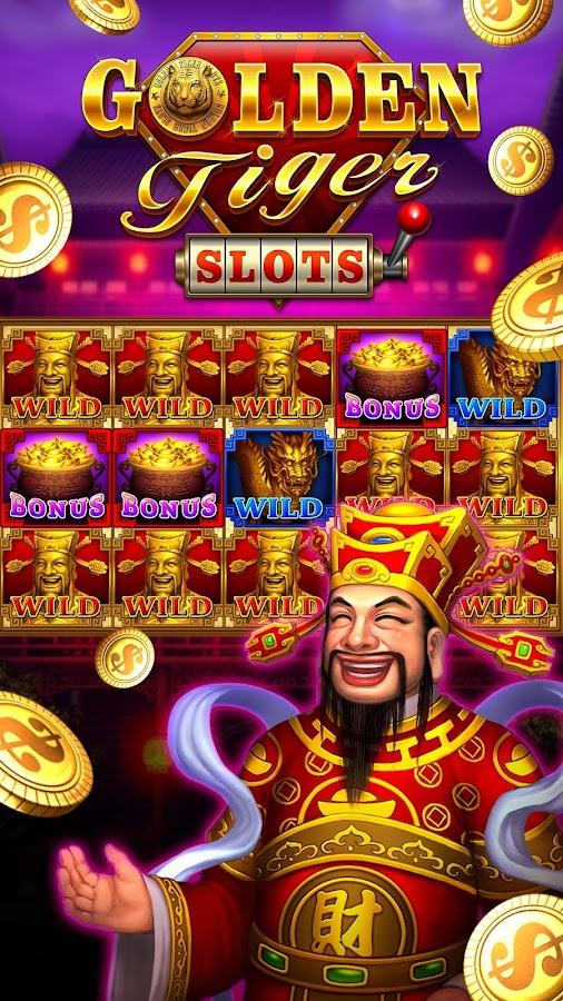 Free Casino Games Golden Tiger