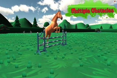 Super Horse 3D - náhled