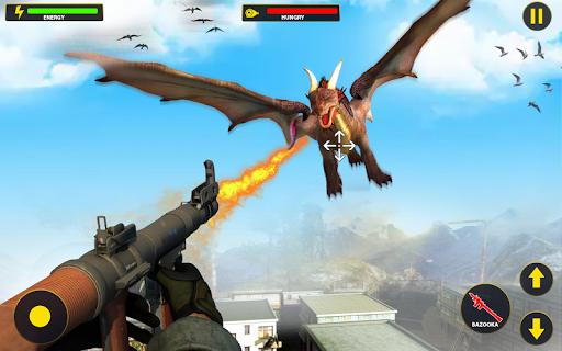 Flying Dragon City Attack 1.0.8 screenshots 14