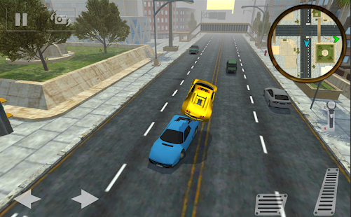 Taxi Driving Simulator 3D - náhled