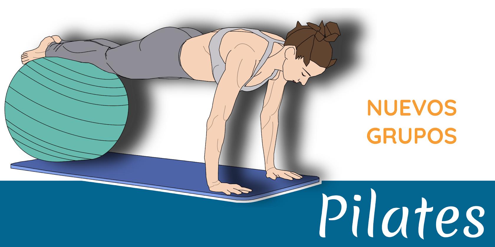 Pilates en Zaragoza