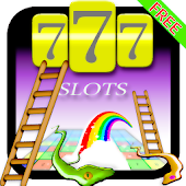 Rainbows Snakes and Ladders Slot