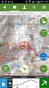 ViewRanger GPS - Trails & Maps - screenshot thumbnail