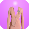 Women Suit Photo Montage icon