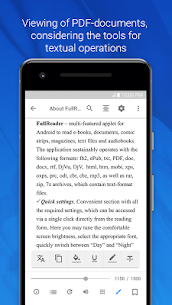 FReader: all formats reader Premium v4.0.5 Cracked APK 5