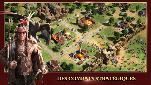 Télécharger Rise of Empires: Ice and Fire mod apk screenshots 5