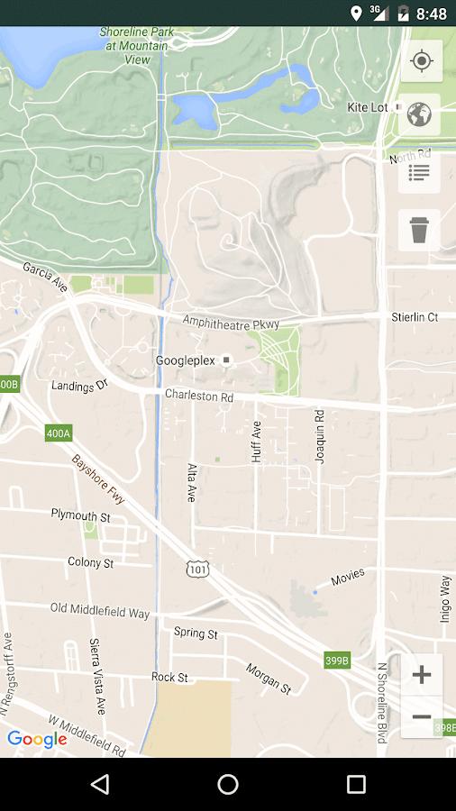 Mi Ubicaci N Mapa Gps Aplicaciones De Android En