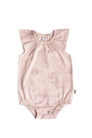 By Heritage Kajsa Body Print vintage pink